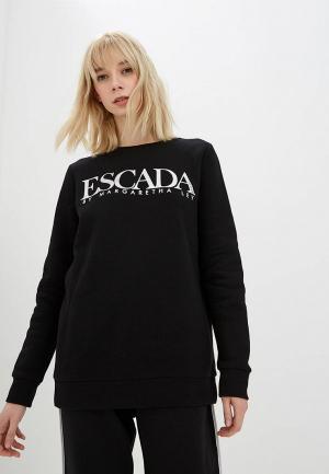 Свитшот Escada Sport. Цвет: черный