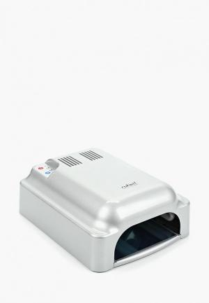 Лампа для маникюра Runail Professional. Цвет: серебряный