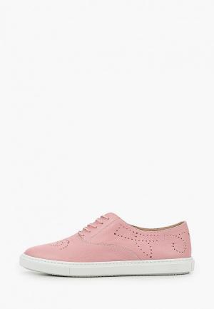 Ботинки Fratelli Rossetti One. Цвет: розовый