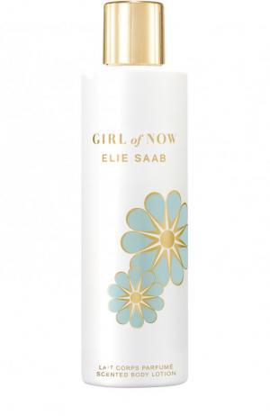 Лосьон для тела Girl Of Now Elie Saab. Цвет: бесцветный