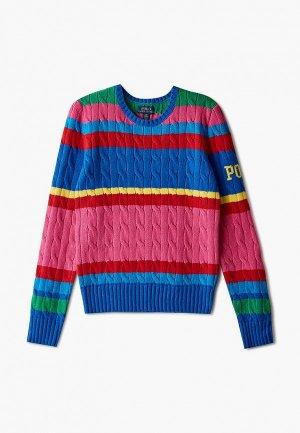 Джемпер Polo Ralph Lauren. Цвет: разноцветный