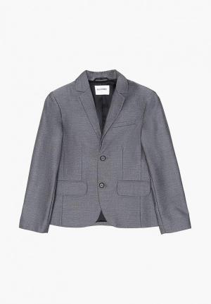 Пиджак Acoola. Цвет: серый
