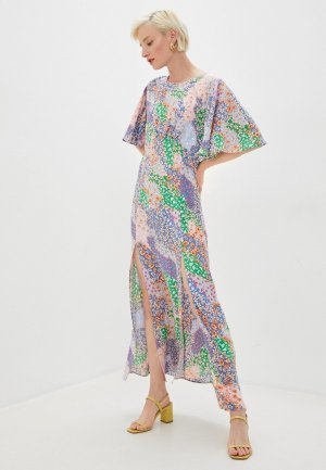 Платье Topshop Maternity. Цвет: разноцветный