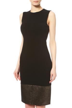 Платье Diane von Furstenberg. Цвет: черный