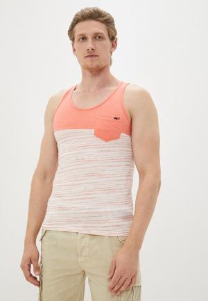 Майка MZ72. Цвет: оранжевый
