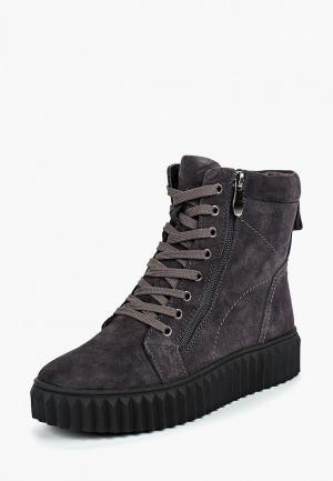 Ботинки Baden. Цвет: серый