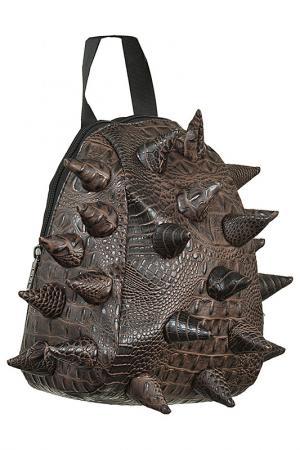 Рюкзак MADPAX. Цвет: коричневый