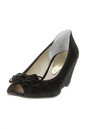 Туфли ALESSANDRO. Цвет: черный
