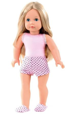 Кукла Джессика Gotz. Цвет: бордовый