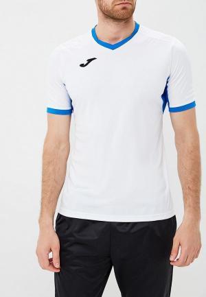 Футболка спортивная Joma. Цвет: белый