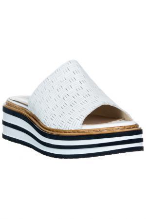 Flip flops FORMENTINI. Цвет: white