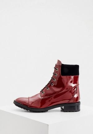 Ботинки LAutre Chose L'Autre. Цвет: красный