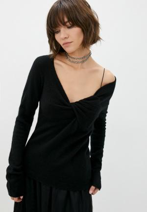 Пуловер Helmut Lang. Цвет: черный