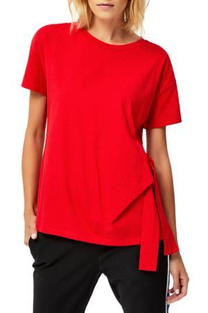 Shirt MOODO. Цвет: red