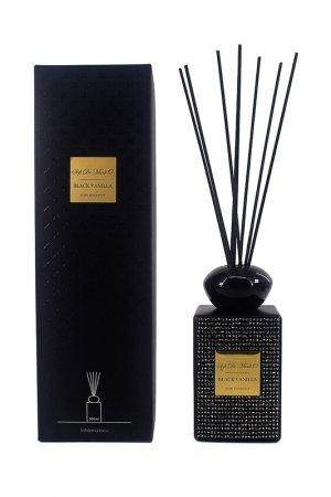 Black vanilla Арома диффузор Sofi De Marko. Цвет: черный