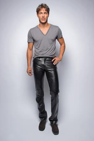 Pants GIORGIO. Цвет: black