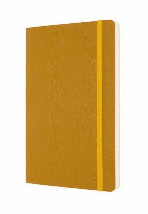 Блокнот Moleskine. Цвет: желтый