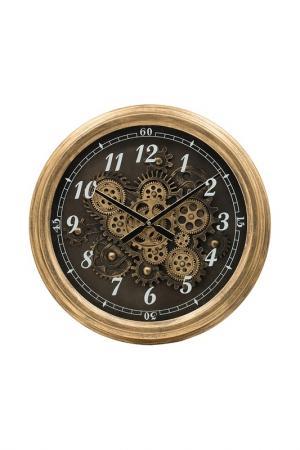 Часы 53x9x53 см ГЛАСАР. Цвет: золотой