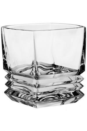 Набор стаканов, 6 шт. CRYSTAL BOHEMIA. Цвет: прозрачный