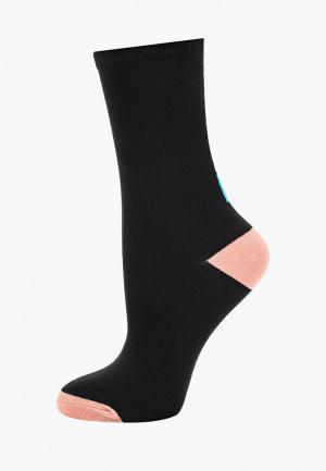 Носки Vans. Цвет: черный