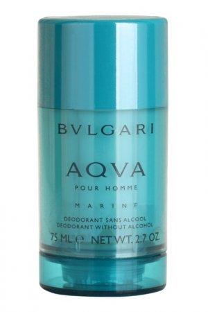 Роликовый дезодорант, 75 мл Bvlgari. Цвет: прозрачный