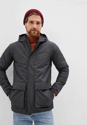 Куртка утепленная Regatta. Цвет: серый