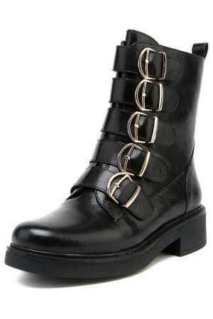 Ботинки GRACIANA. Цвет: черный
