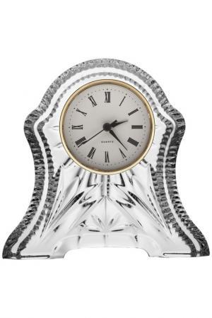 Часы, 14,6 см CRYSTAL BOHEMIA. Цвет: прозрачный