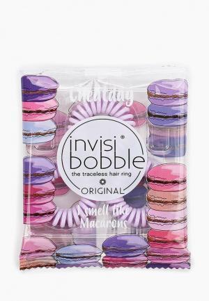Комплект invisibobble. Цвет: фиолетовый
