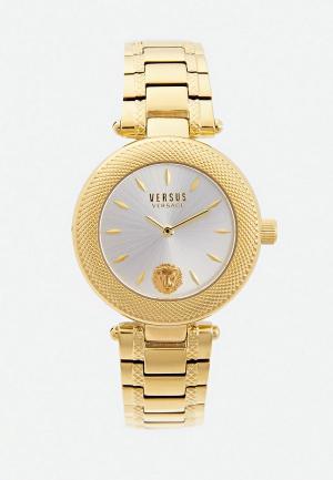 Комплект Versus Versace. Цвет: золотой
