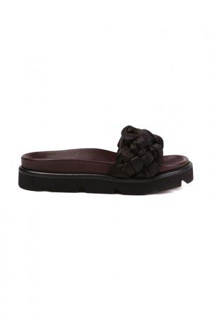 Пантолеты Mulberry. Цвет: черный