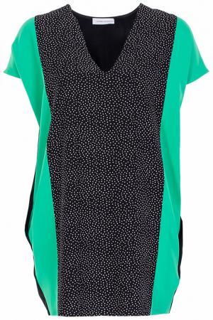 Туника Costume National. Цвет: черный