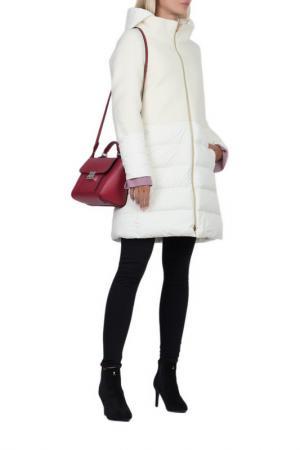 Куртка HERNO. Цвет: белый