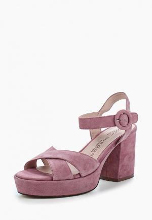 Босоножки Marie Collet. Цвет: розовый