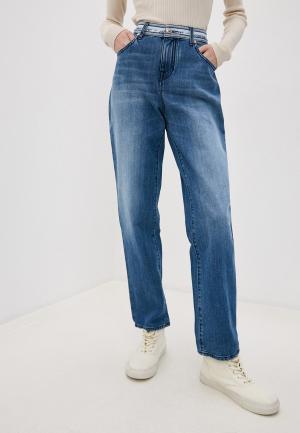 Куртка джинсовая Jacob Cohen. Цвет: разноцветный