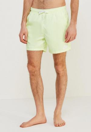 Шорты для плавания Nike. Цвет: зеленый