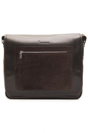 Bag BILLIONAIRE. Цвет: brown
