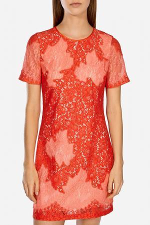 Платье Karen Millen. Цвет: оранжевый