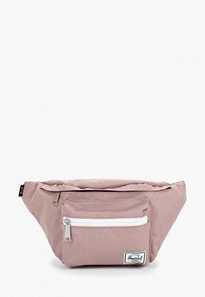 Сумка поясная Herschel Supply Co. Цвет: розовый