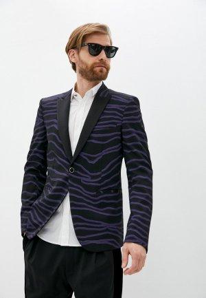 Пиджак Just Cavalli. Цвет: черный