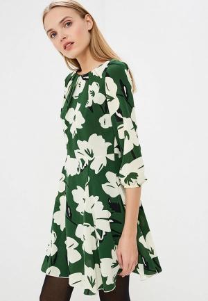 Платье Camomilla Italia. Цвет: зеленый