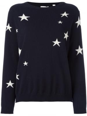 Свободный свитер Chinti & Parker. Цвет: синий
