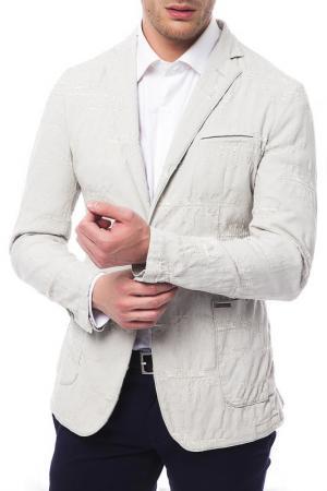 Blazer TRUSSARDI COLLECTION. Цвет: серый