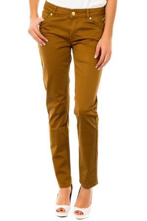 Pants MCGREGOR. Цвет: коричневый