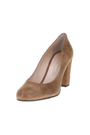 Туфли ARGO. Цвет: бронзовый