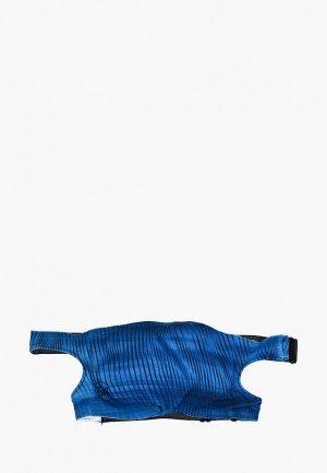 Маска для лица с фильтрующим элементом Buff. Цвет: синий