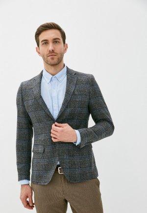 Пиджак Paul Martins Martin's. Цвет: серый