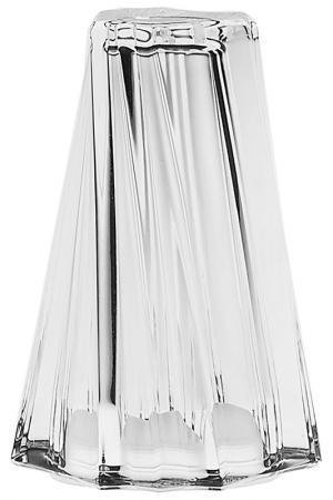 Набор для специй, 8 см, 2шт CRYSTAL BOHEMIA. Цвет: прозрачный