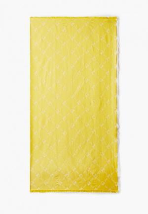 Платок Pinko. Цвет: желтый