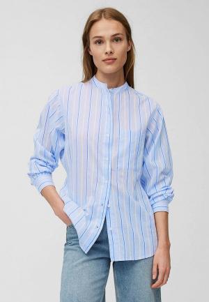 Блуза Marc OPolo O'Polo. Цвет: голубой